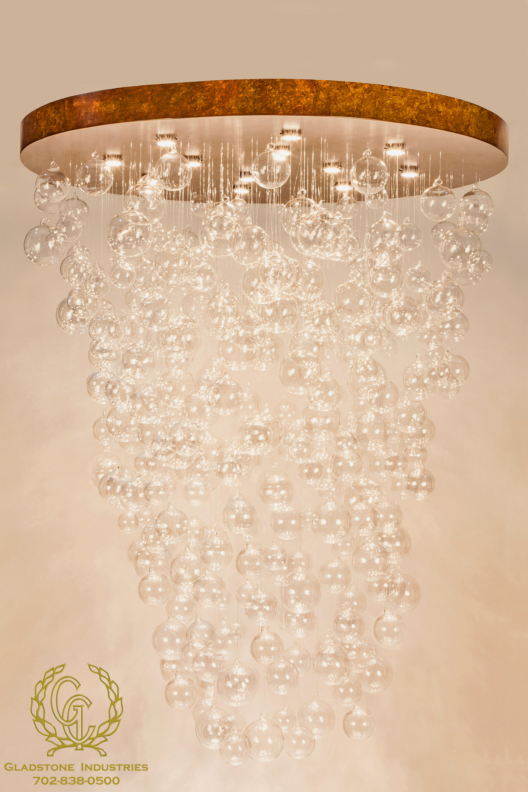 Chandelier and Pendants - Gladstone Industries Corporation