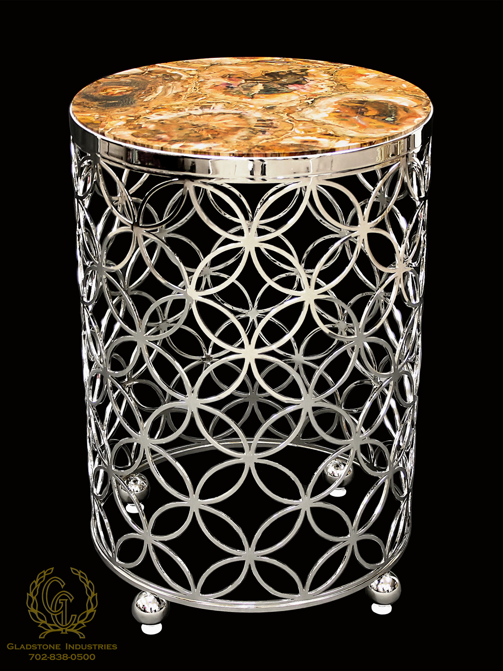 Infinity End Table