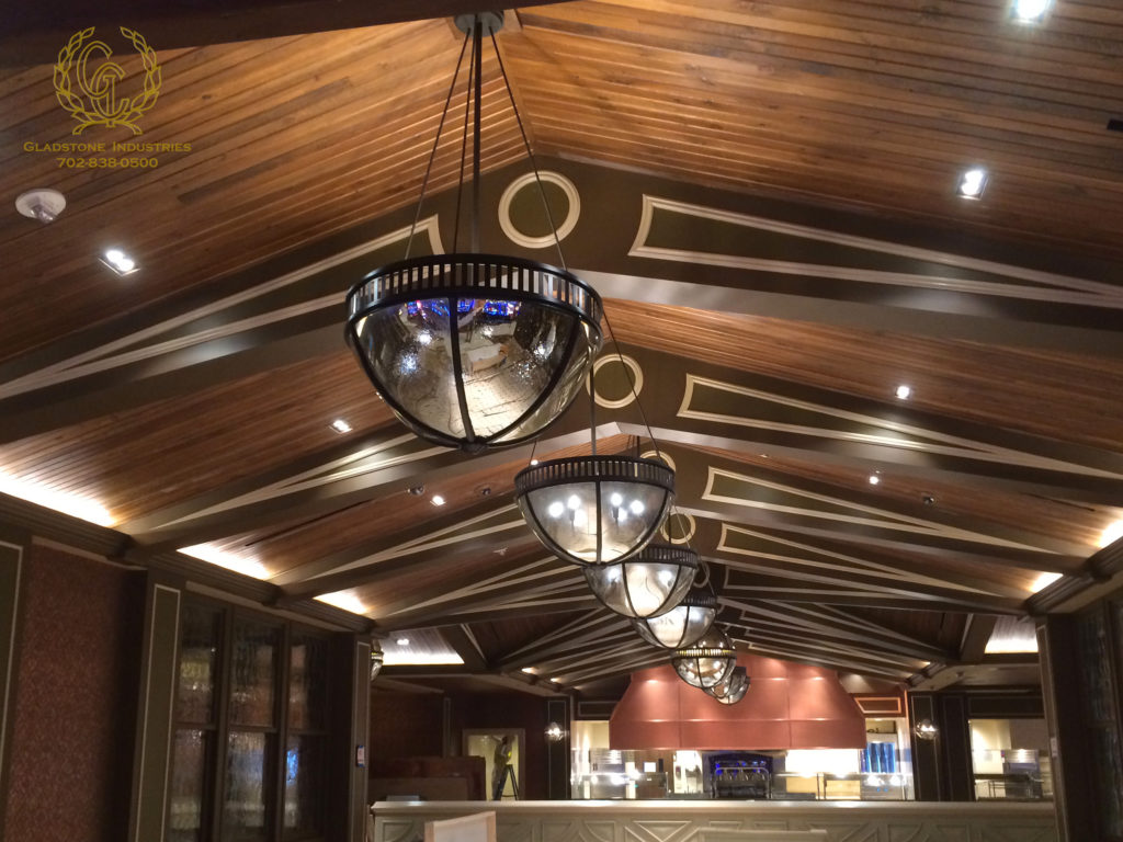 Custom lighting by Gladstone Industries